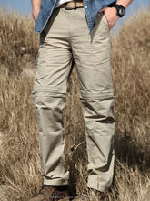 Multipurpose Men's Cargo Pants and shorts