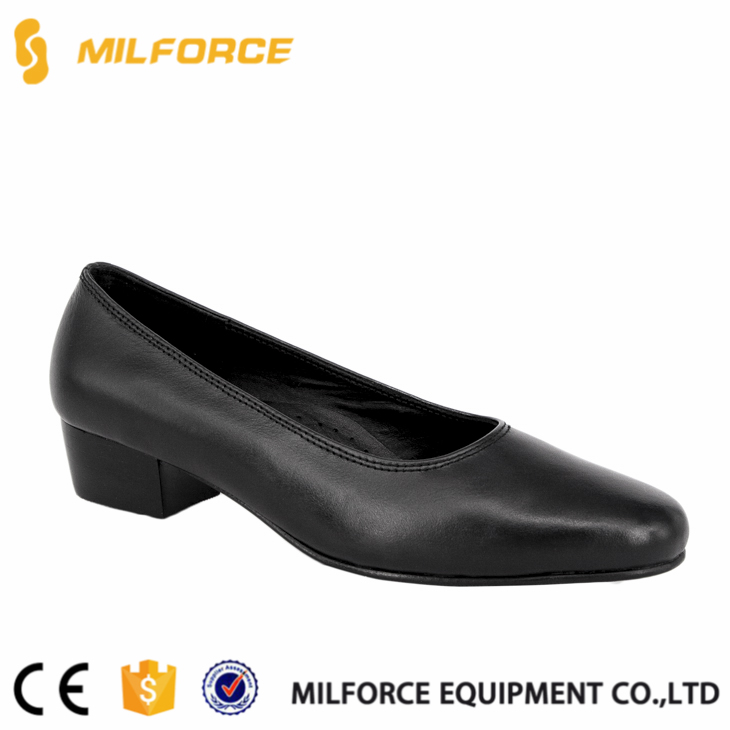 MILFROCE-New design army ladies high heel women police dress shoes