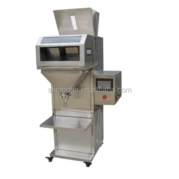 Semi Auto Sachet Salt Filling Machine
