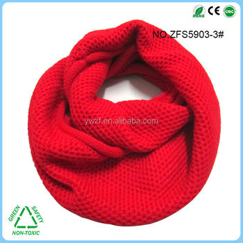 2014 Fashion infinity scarf loop scarf polka dots loop scarf