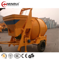 Best price jzm 350 self-loading concrete mixer for sale