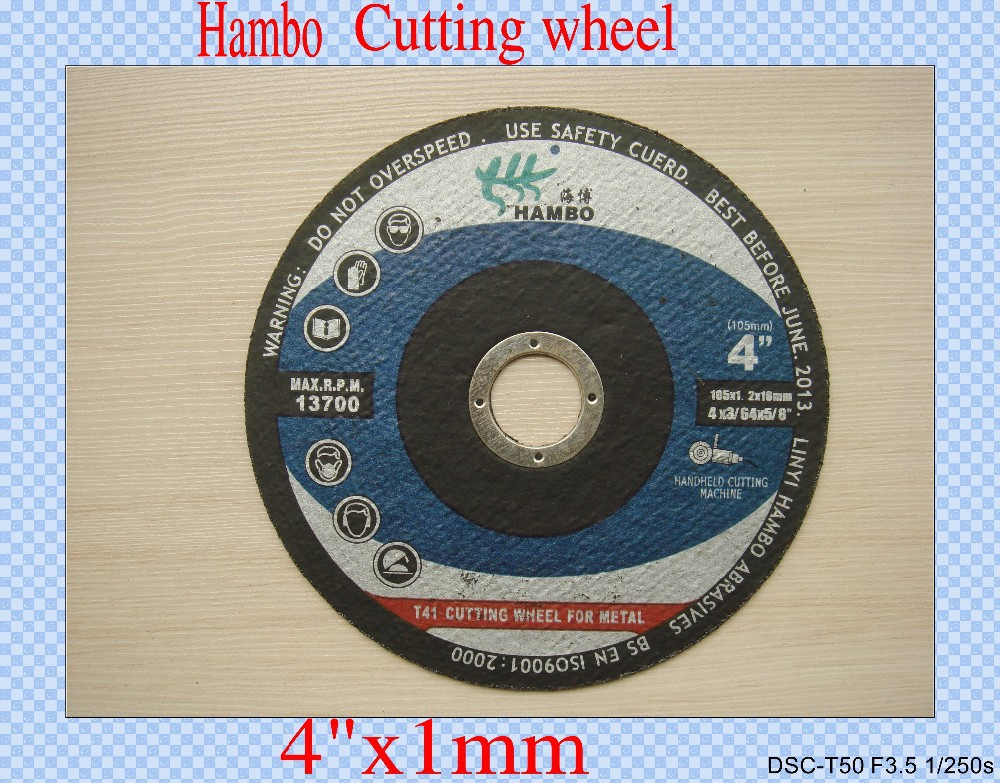 a30rbf cutting wheel for metal