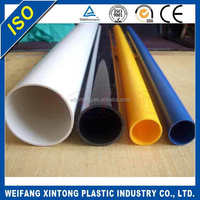 2015 New Arrival high quality non-toxic pvc pipe for water supply