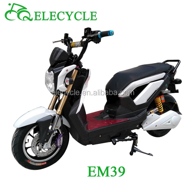 ELECYCLE EM39 60V/1200W High Quality Chinese Motorcycle Motorbike Electric Motorcycle