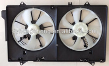 auto radiator cooling fan Mazda CX-5 12v dc electric motor