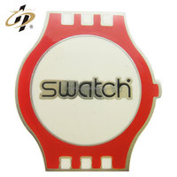 Free design products zinc alloy custom pin badge with hard enamel from china manufacturer