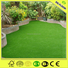Waterproof colorful artificial landscaping lawn/synthetic grass for garden