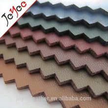 high quality 1.9mm R61 backing pu lamination leather for shoes, pu double-face shoes leather,