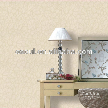 Pvc washable wallpaper