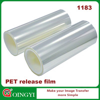 QingYi customized pet film rolls