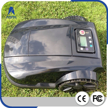 2017 Newest Automatic 100 Meter Cable Cordless Robot Lawn Mower In India