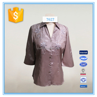 different style of blouses chinese collar blouse european style blouse