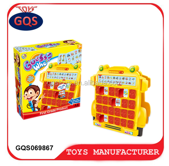 Hot Guess Games Toys guess who game toys educational game toys