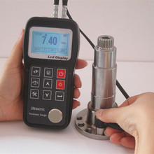 Digital Electronic Ultrasonic Thickness Tester , Ultrasonic Thickness Test Equipment
