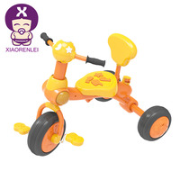 Wholesale Cheap Easy Steer Children Tricycle In Yellow Orange
