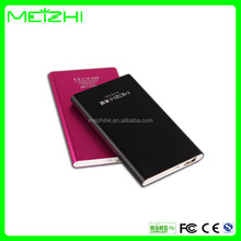 smart mobile power bank+manual 4000 mah power bank external battery