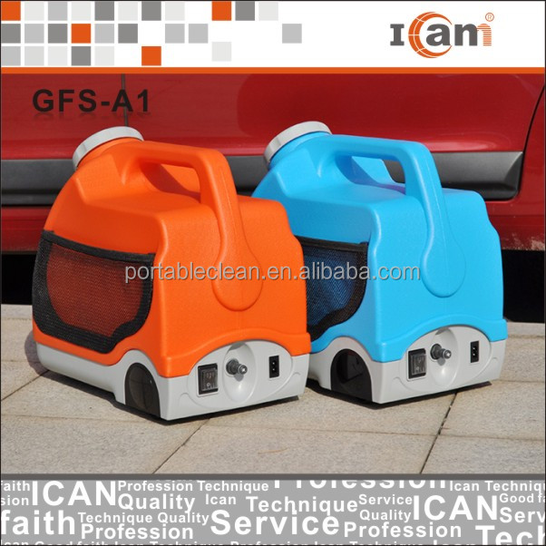 GFS-A1- 12V portable high pressure cleaning equipment