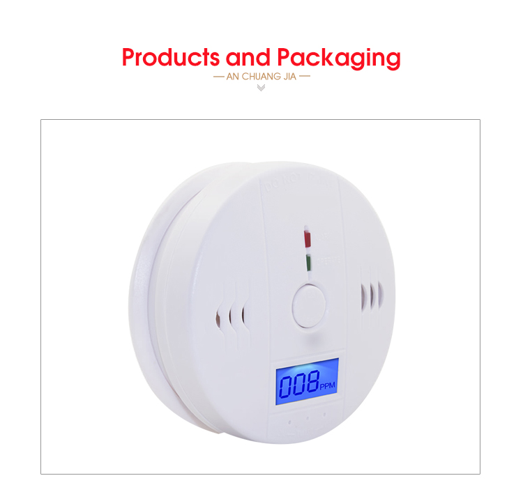 Wholesale Kidde Carbon Monoxide CO Alarm Detector