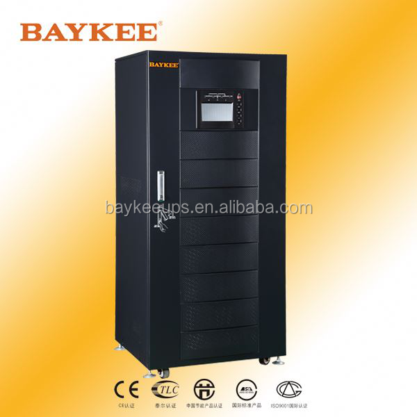 Competitive price single phase low frequency 20KVA 12v UPS shipping color codes
