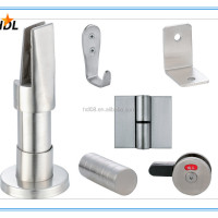 Toilet Cubicle Partition Fittings Bathroom Hardware