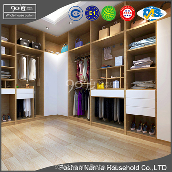 Ninety Degree New Model Wardrobe Cheap Closet Metal Wardrobe Closet