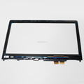 Laptop Touch Screen Glass Digitizer with frame For Lenovo Flex 4-14