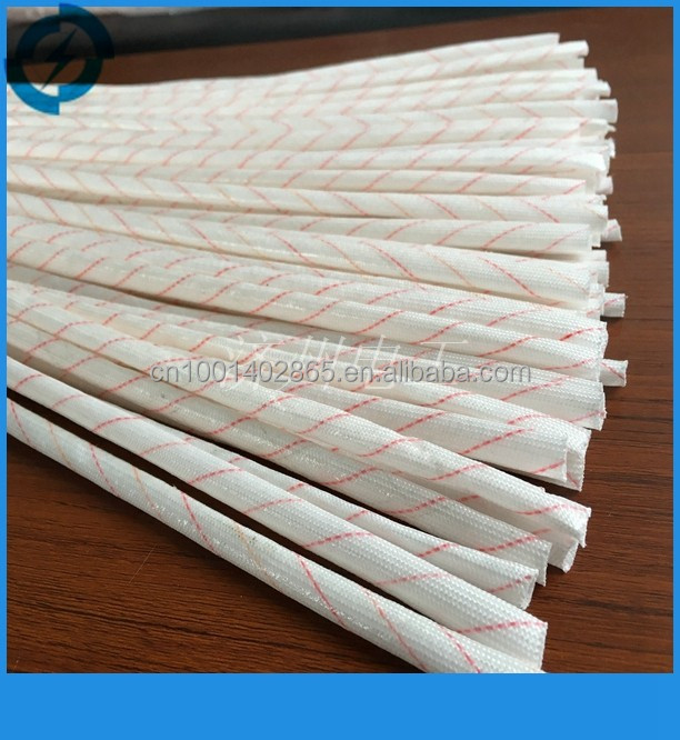 Chinese Import Sites 2500V 2715 PVC Fiberglass Sleeving