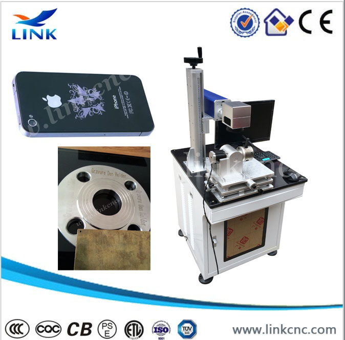 Chinese homemade fiber laser mark , laser engraving machine , ipg fiber laser for flash disque / USB driver