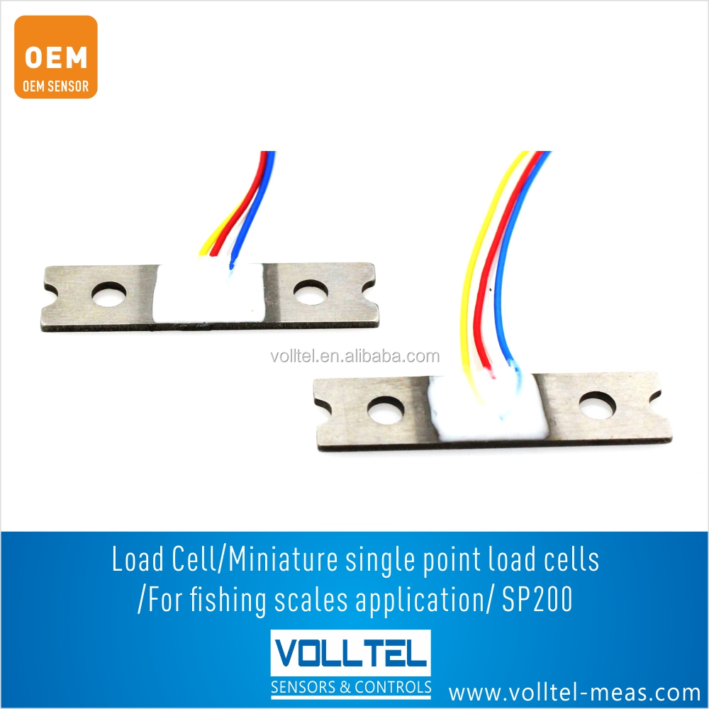cheap Miniature Single Point Load Cells for kitchen scales