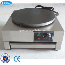 Commerical High Quaity Stainless Steel electric mini crepe maker machine