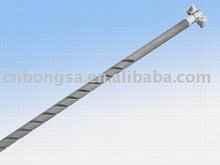 Double Spiral Type SiC Heating Element