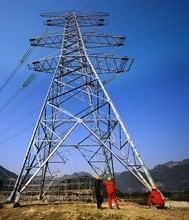 electrical towers /electric transmission /transmission of electricity/tower