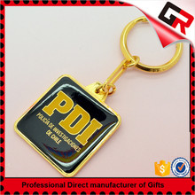 New product promotion metal keyring