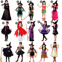 Kids And Child Halloween Party Costume