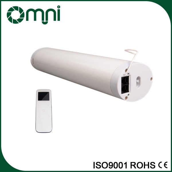 New Products OMNI Automatic Curtain Motor with Wireless Remote Controller(Include Wall Type)