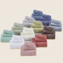 100% Cotton Pure color 3 Pcs Towel Sets Bath Towels for Adults Luury Brand High Quality Soft Face Towels Variety of colors