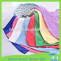 High Quality PVA Antibacterial cleaning Car Towel