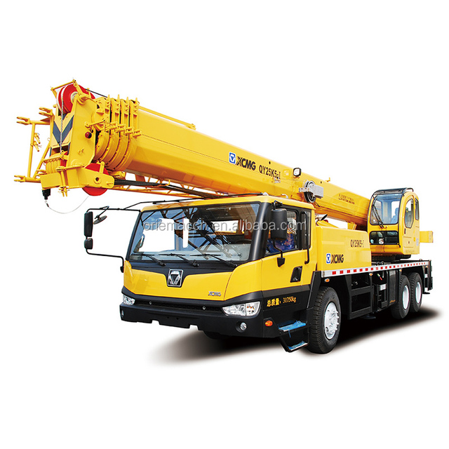 Top Brand XCMG 25 ton Small Mobile Crane QY25K5-I for Sale
