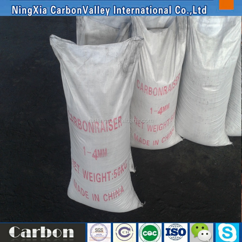 Calcined Anthracite Coal for Carbon Additive