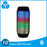 Hot Selling Wireless Stereo Bluetooth Speaker With Flashing Light