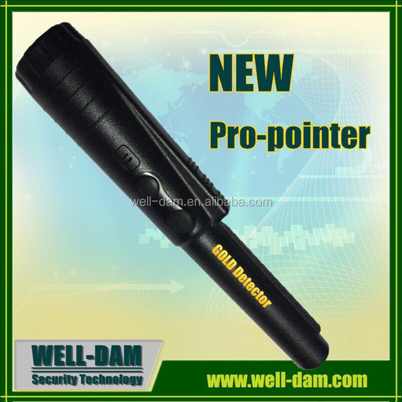 Portable Metal Detector Pinpointer for gold relic coin