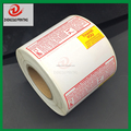 Compatible Self Adhesive CAS LST-8040 Thermal Barcode LABEL Sticker for Scale