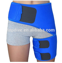 Adjustable Hip Thigh Waist Brace compression wrap Groin brace Support