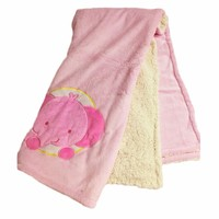 Special Design Heated Portable Baby blanket