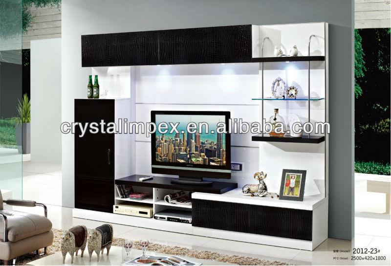 Furniture Design For Led Tv modern design led wall unit 2012-23# - buy led tv wall unit,led tv