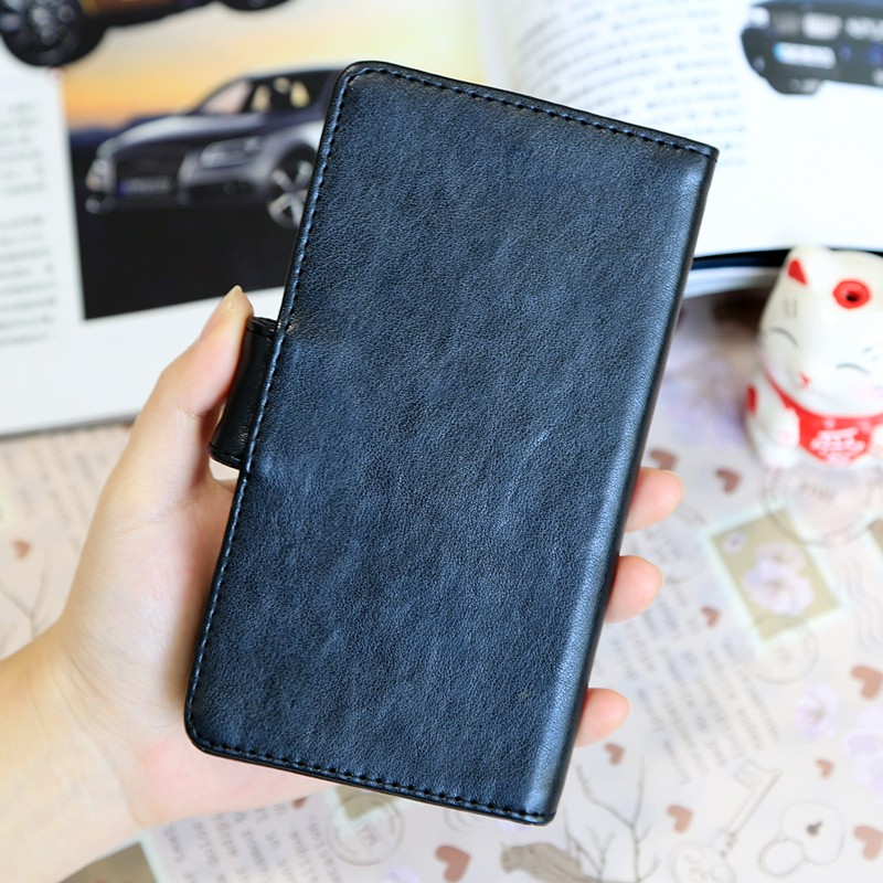 Sublimation leather phone case