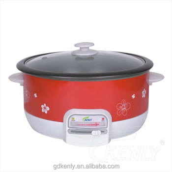 1300W 3.0L electrical  hot pot multi function rice cooker for wholesale kitchen appliances