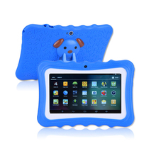 TUFEN Wholesale Cheap Children 1024*600 Quad Core 8GB Android 7 inch Kids Learning Tablet PC Q768