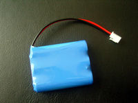 li ion battery 18650 lithium battery pack 18650 3.7v 6600mAh for torch