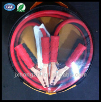 Emergency Automobile Battery Jumper Cables